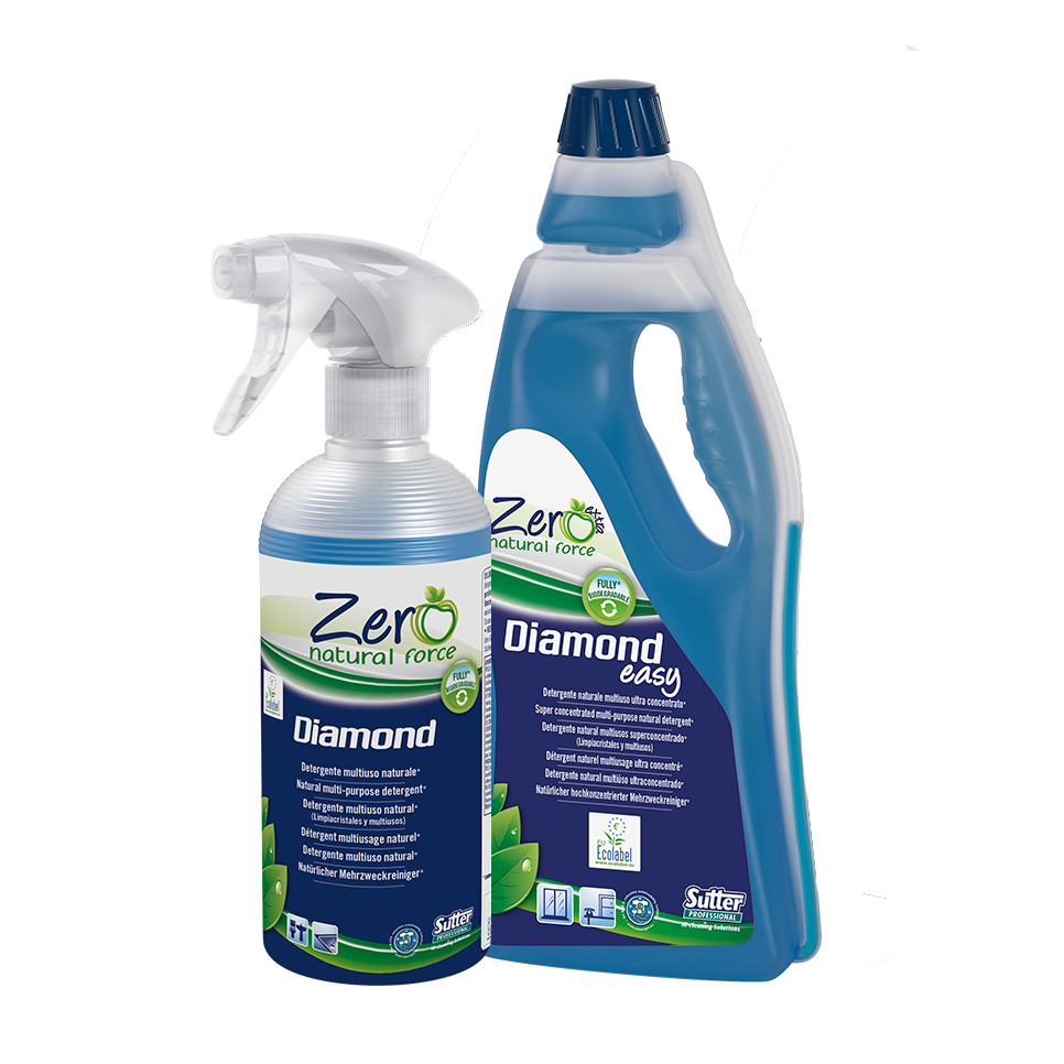 Diamond Multi-Purpose Natural Detergent Package
