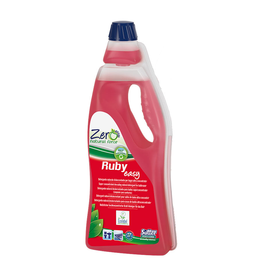 Ruby Easy Super Concentrated Scented Descaling Natural Detergent