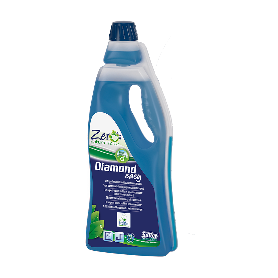 Diamond Easy Concentrated Multi-Purpose Natural Detergent