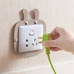 Cartoon Wall Switch Sticker