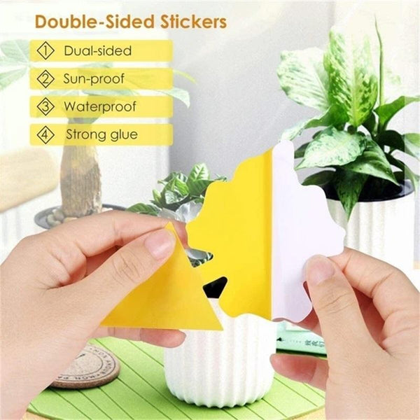 Butterfly Flower Type Sticky Insect Board