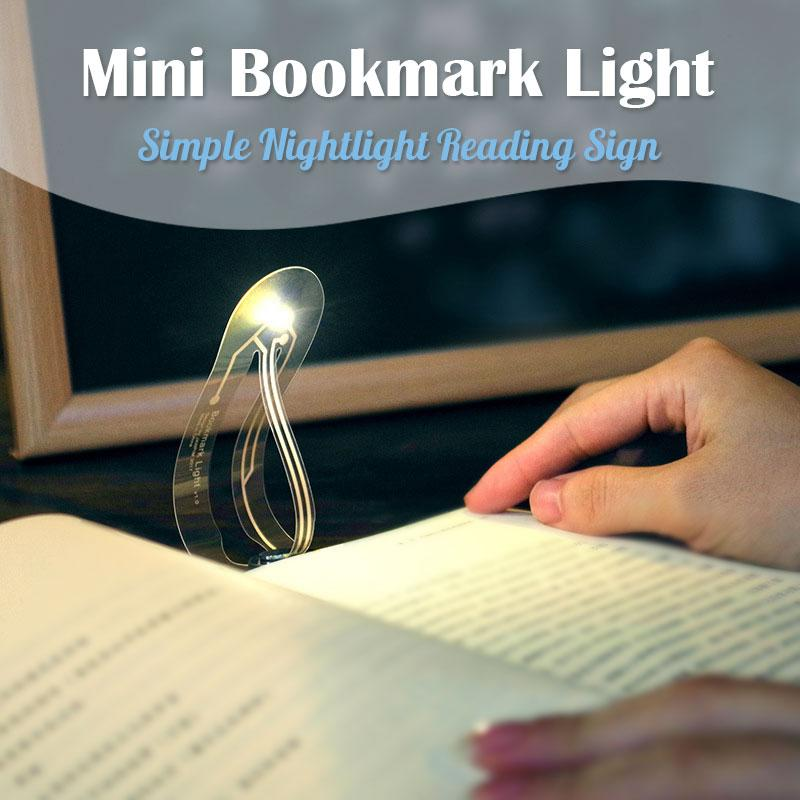 Mini Bookmark Light