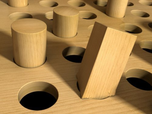 How to Work with a Square Peg, Round Hole Employee
