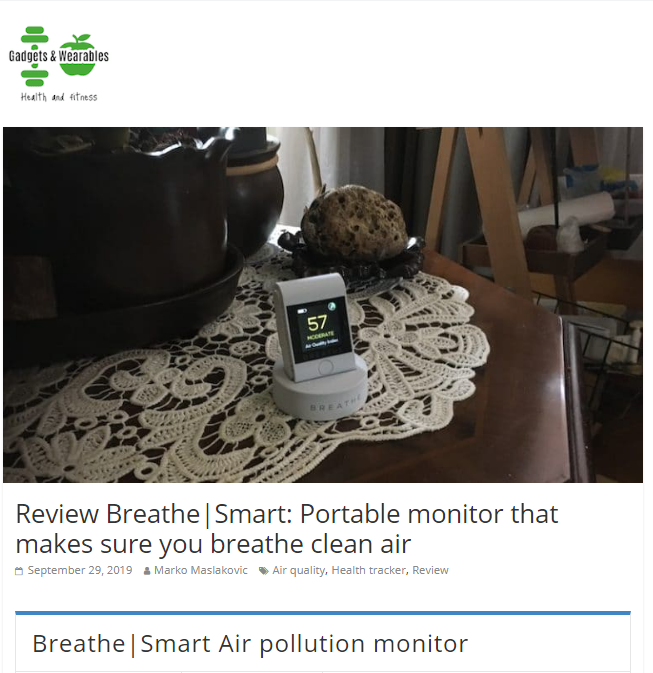 BREATHE|Smart beoordelen