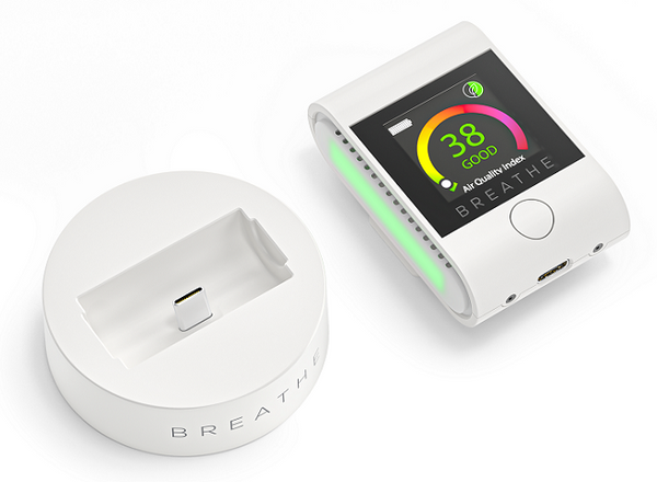 BREATHE|Smart 2 air quality monitor