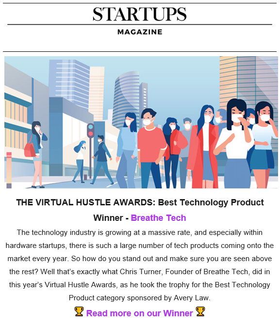 Startups Magazine Awards