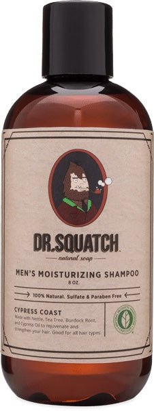 Dr Squatch Hair Care