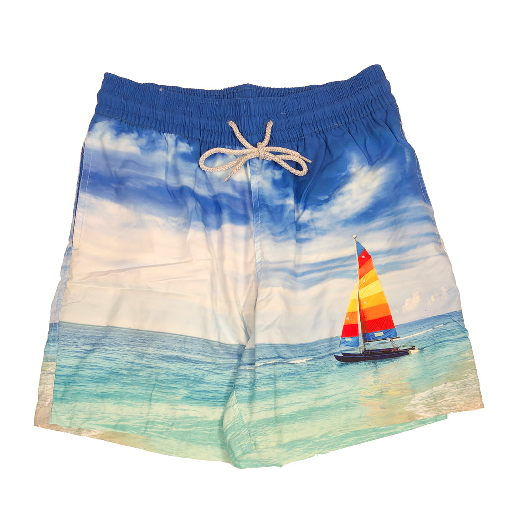 """Velero"" Swim Trunks"