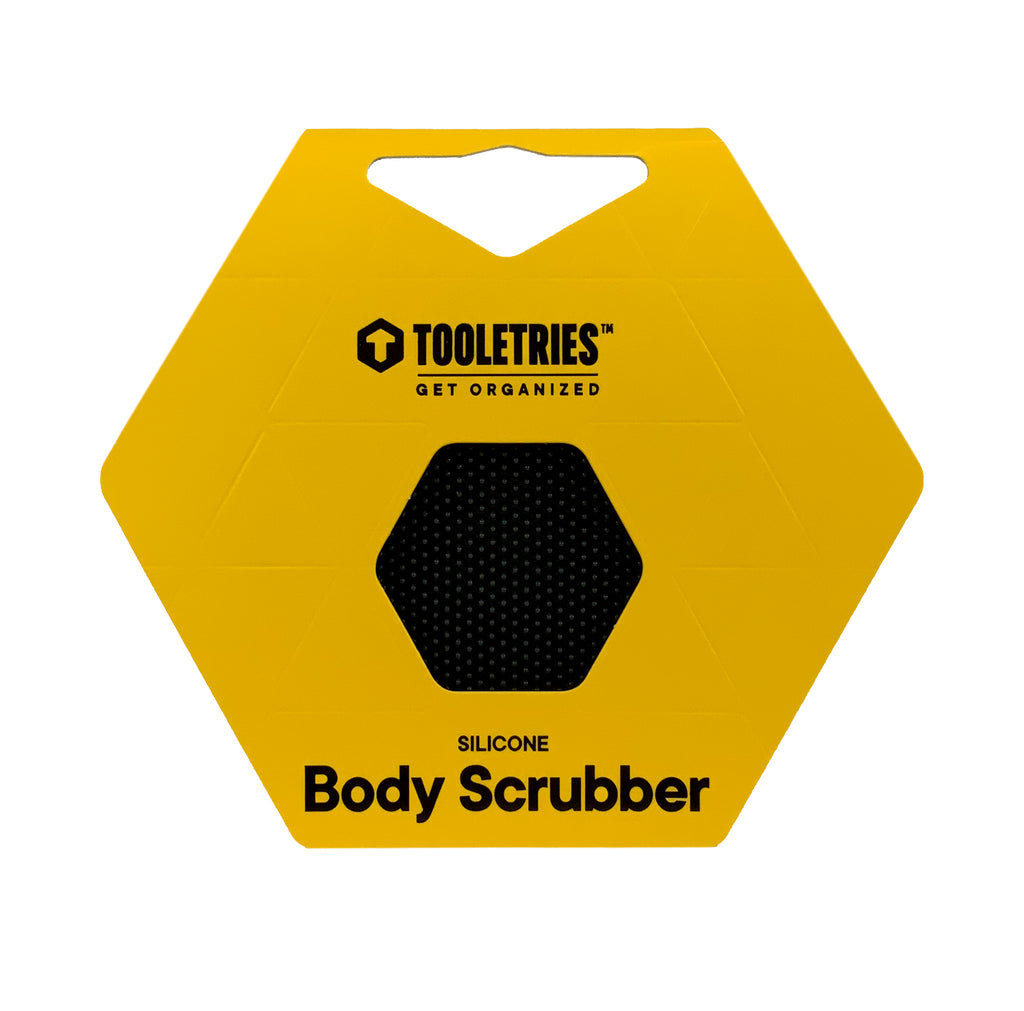 Tooletries Body Scrubber