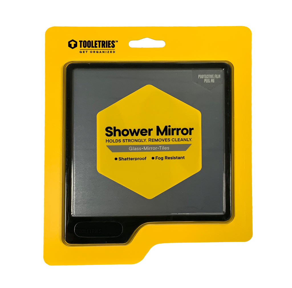 """The Oliver"" Shower Mirror"