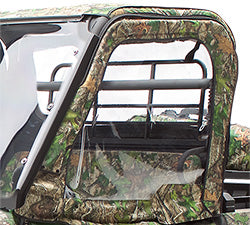 KAWASAKI 99994-1240 Cab Enclosure, Upper Door Set, TrueTimber® HTC Green