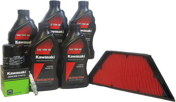 2008-2010 Kawasaki Concours 14 Complete Maintenance Kit