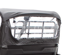 KAWASAKI 99994-1160 Cab Enclosure, Soft Back, Black