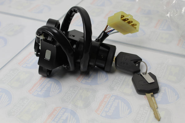 Kawasaki 2005-2012 Ninja ZX 6 10 ZX6R Z750S Z1000 ZX10R Ignition Switch Assembly 27005-5137 New OEM