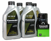 03-20 KAWASAKI NINJA ZX-6R SYNTHETIC Oil Change Kit