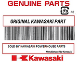 KAWASAKI Z900 99994-0834 SMOKED WINDSHIELD DEFLECTOR