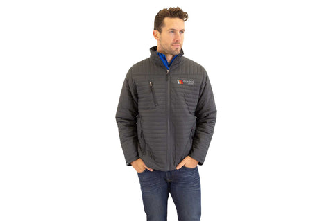 Men's Eco-Insulated Quilted Jacket