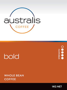 Bold 1KG Coffee Beans
