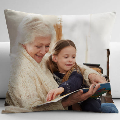 Exclusive Sale | Personalized Full Photo Decorative Pillowcase