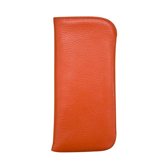Non-Personalized | Genuine Leather Eyeglasses Case.