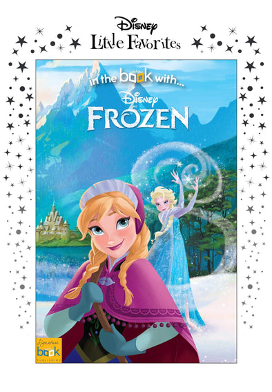 Disney Little Favorites Frozen - A5 Softback.