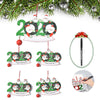 FREE! 2020 Holiday Wreath Family Ornament.