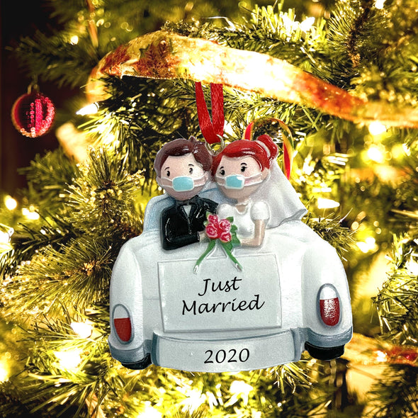 Special Moment Christmas Ornament.
