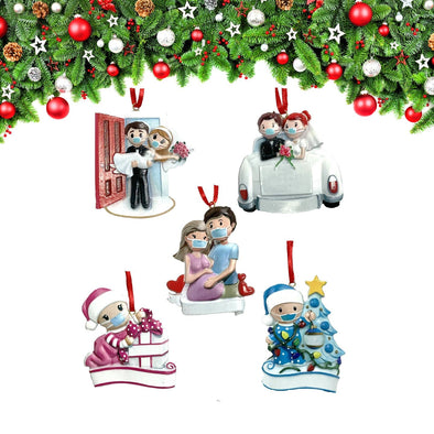 Special Moment Christmas Ornament