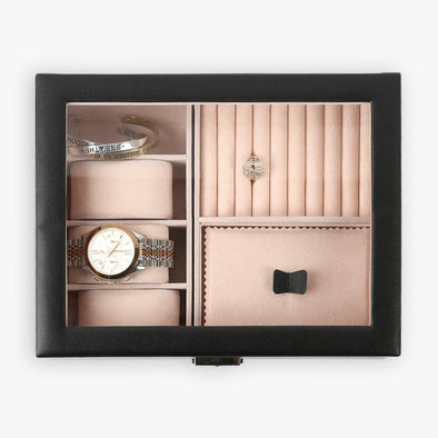 Non-Personalized | Watch & Jewelry Accessories Case.