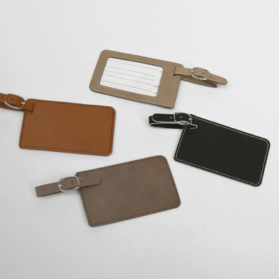Exclusive Sale | Leatherette Luggage Tag.
