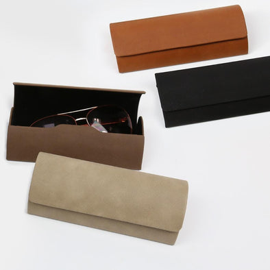Non-Personalized | Leatherette Eyeglass Case.