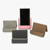 Non-Personalized | Leatherette Phone Holder Easel Cell Phone Stand.
