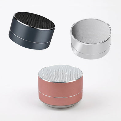 Non Personalized | Round Bluetooth Speaker.