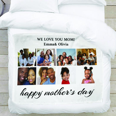 MOM Photo Blanket