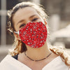 Bandana Fashion Design Printed Reusable Face Mask