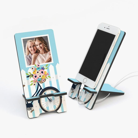 Just Do You Custom Photo Cell Phone Stand.