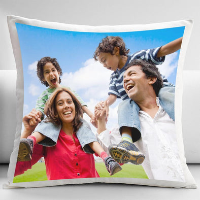 Custom Photo Decorative Pillow Case | Personalized Throw Pillow