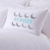 Personalized Moon In The Sky Sleeping Pillowcase