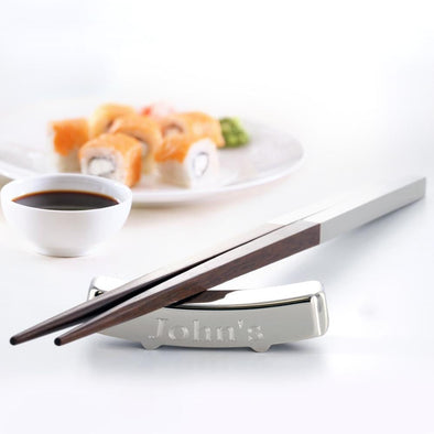 Sushi Night Personalized Chopsticks