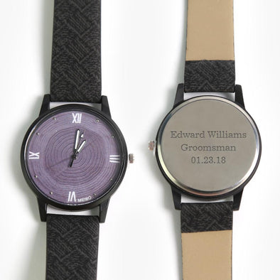 Personalized Fashion Watch.