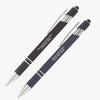 Personalized Alpha Soft Touch Pen w/ Stylus