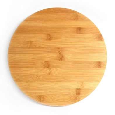 Non-Personalized Bamboo Lazy Susan
