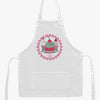 Exclusive Sale - Little Cherry Cupcakes Custom Kids Apron.