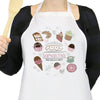 Personalized Sweet Bakery Apron.