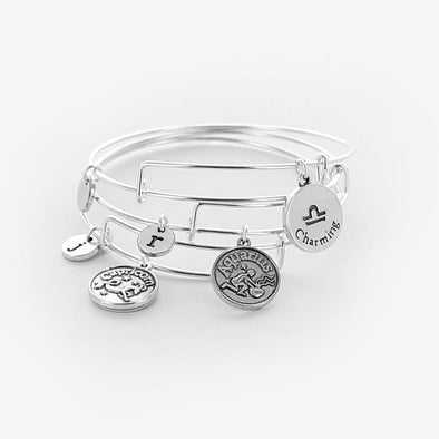 Personalized Horoscope Bangle.