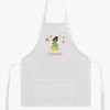 Personalized Kids Princess Character Apron.
