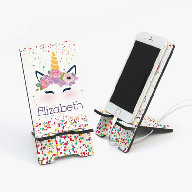 Unicorn Custom Cell Phone Stand