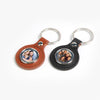 Personalized Round Photo Keychain.