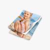 Personalized Photo Fleece Blanket | Custom Picture Throw Blanket.