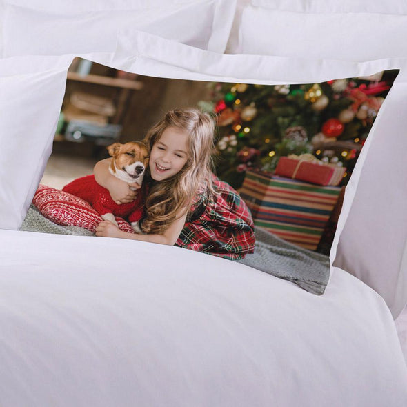 Photo Personalized Sleeping Pillow Case